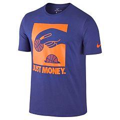 Men's Nike Dri-FIT Core 'Just Money' Performance Basketball Tee