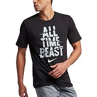 Men's Nike All Time Beast Dri-FIT Tee