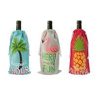Celebrate Summer Together Wine Bag 3-pk.