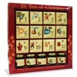 Fifth Avenue Gourmet 12 Teas of Christmas Gift Set