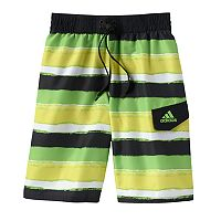 Boys 8-20 adidas Go On Stripe Board Shorts