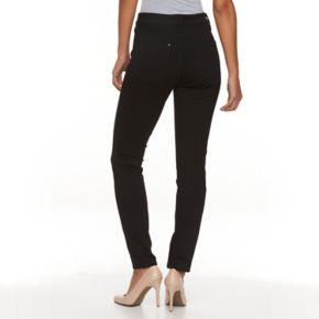 Women's Gloria Vanderbilt Twill Slim Leggings