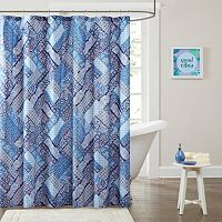 Intelligent Design Remy Printed Shower Curtain