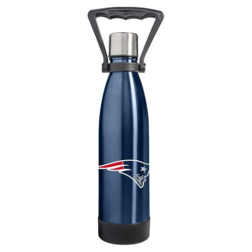 Boelter New England Patriots Ultra Cap Water Bottle