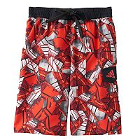 Boys 8-20 adidas Geo City Board Shorts