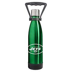 Boelter New York Jets Ultra Cap Water Bottle