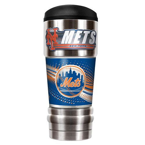New York Mets MVP 16-Ounce Tumbler