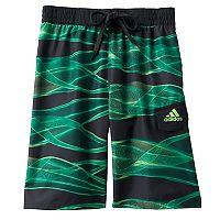 Boys 8-20 adidas Make Waves Board Shorts