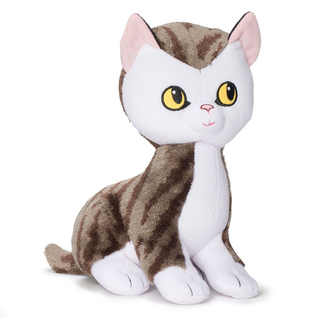 Kohl's Cares® Shy Little Kitten Plush Toy