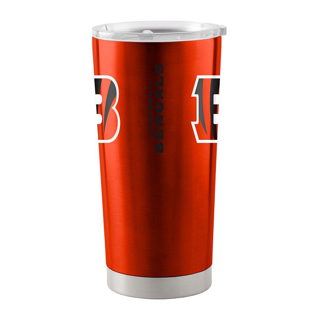 Boelter Cincinnati Bengals 20-Ounce Ultra Tumbler