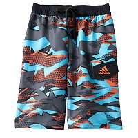 Boys 8-20 adidas Kapow Volley Board Shorts