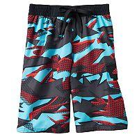 Boys 8-20 adidas Kapow Volley Board Shorts