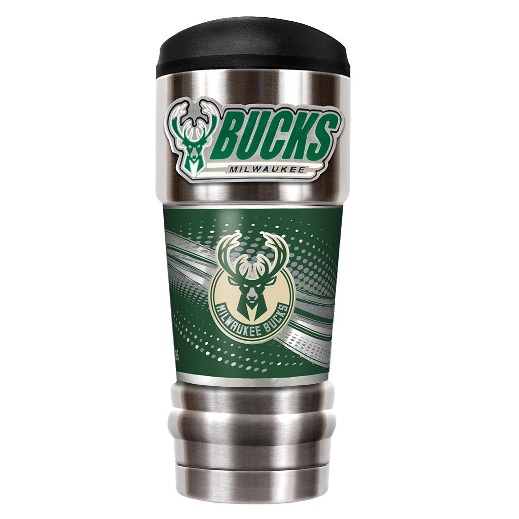 Milwaukee Bucks MVP 16-Ounce Tumbler