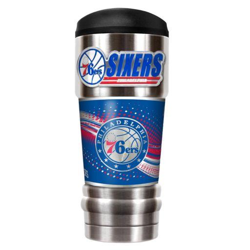 Philadelphia 76ers MVP 16-Ounce Tumbler