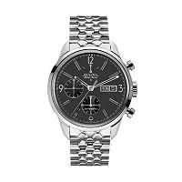 Bulova Men's Accu Swiss Automatic Stainless Steel Watch