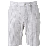 Men's Apt. 9® Modern-Fit Plaid Stretch Shorts
