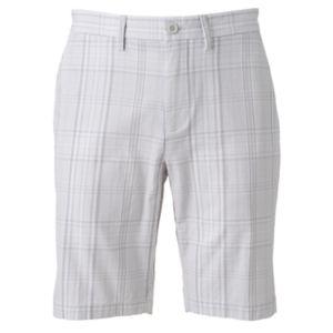 Men's Apt. 9®  Modern-Fit Plaid Stretch Shorts