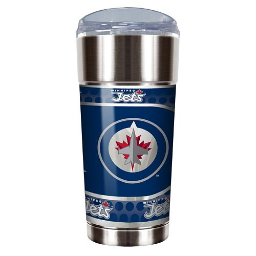 Winnipeg Jets Eagle Tumbler