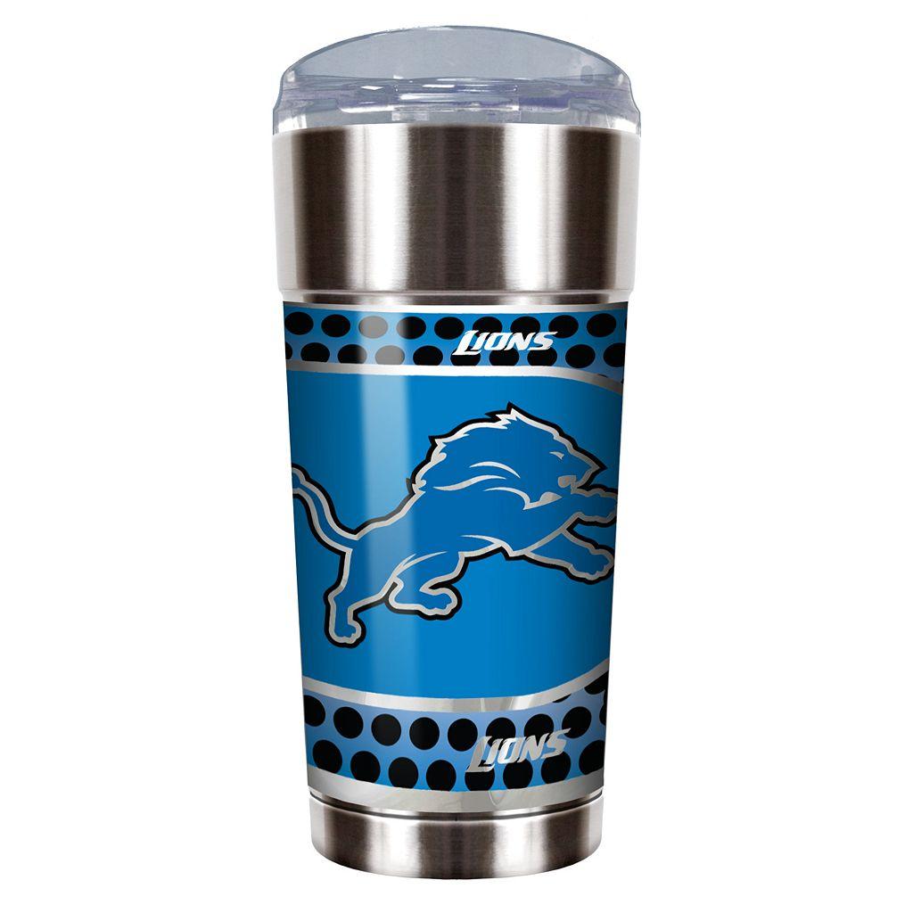 Detroit Lions Eagle Tumbler