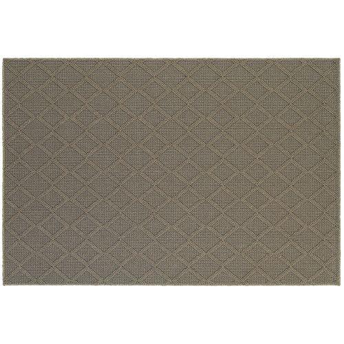 StyleHaven Seacrest Textured Diamond Lattice Indoor Outdoor Rug