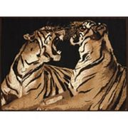 United Weavers Legends Double Tigers Rug - 5'3'' x 7'2''