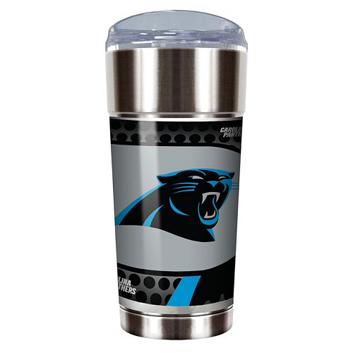 Carolina Panthers Eagle Tumbler