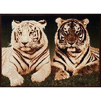 United Weavers Legends Tiger Colors Rug - 5'3'' x 7'2''