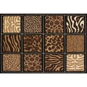 United Weavers Legends Safari Square Rug - 5'3'' x 7'2''
