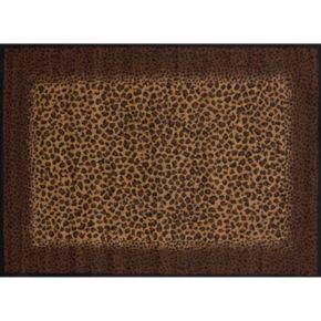 United Weavers Legends Leopard Skin Print Rug - 5'3'' x 7'2''