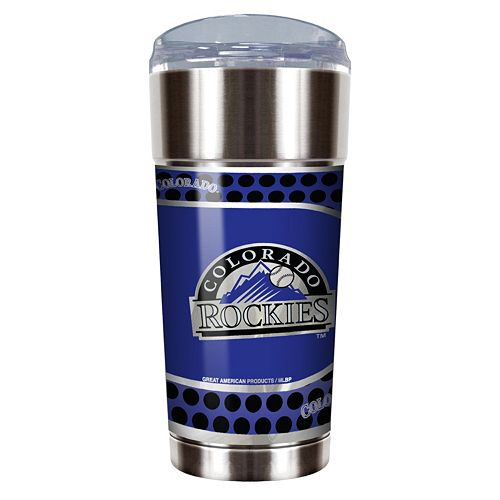 Colorado Rockies Eagle Tumbler