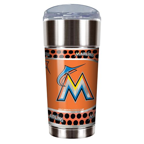 Miami Marlins Eagle Tumbler