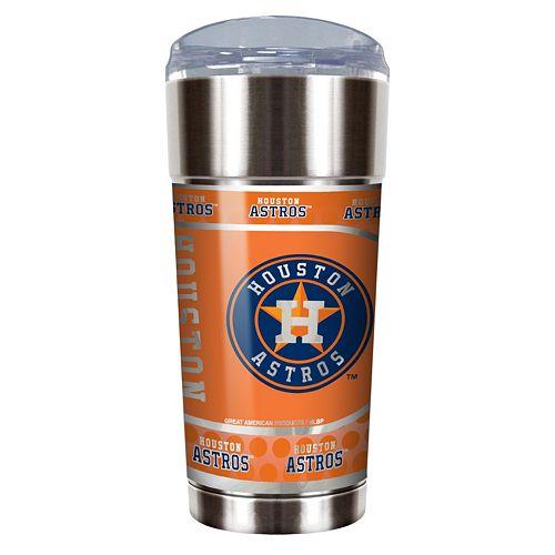 Houston Astros Eagle Tumbler