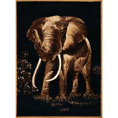 United Weavers Legends Elephant Rug - 5'3'' x 7'2''