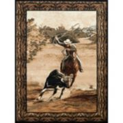 United Weavers Legends Roper Rug - 5'3'' x 7'2''