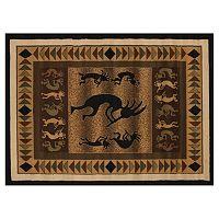 United Weavers Legends Koko Tribal Rug - 5'3'' x 7'2''