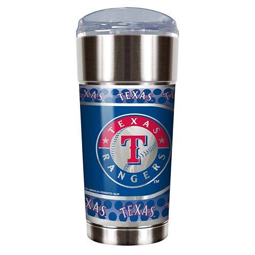 Texas Rangers Eagle Tumbler