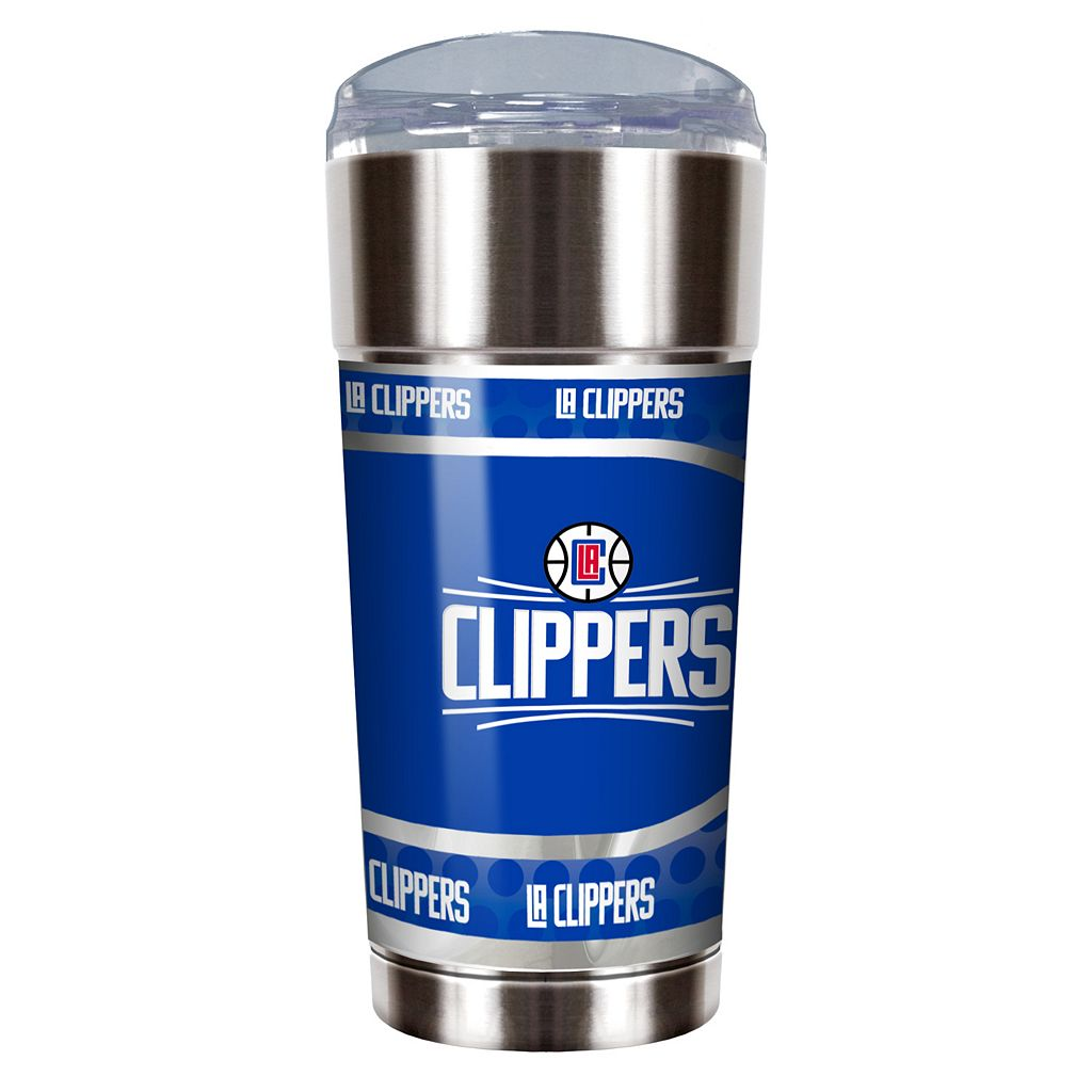 Los Angeles Clippers Eagle Tumbler