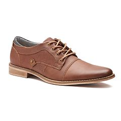 SONOMA Goods for Life™ Garfield Men's Cap-Toe Oxford Shoes