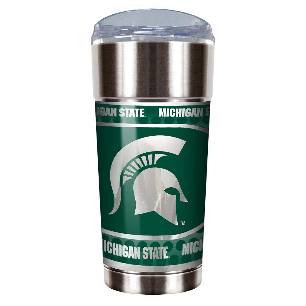 Michigan State Spartans Eagle Tumbler