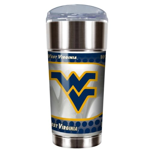 West Virginia Mountaineers Eagle Tumbler