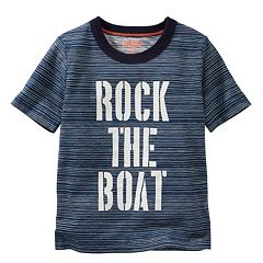 Boys 4-12 OshKosh B'gosh® Glow-in-the-Dark 'Rock the Boat' Graphic Tee