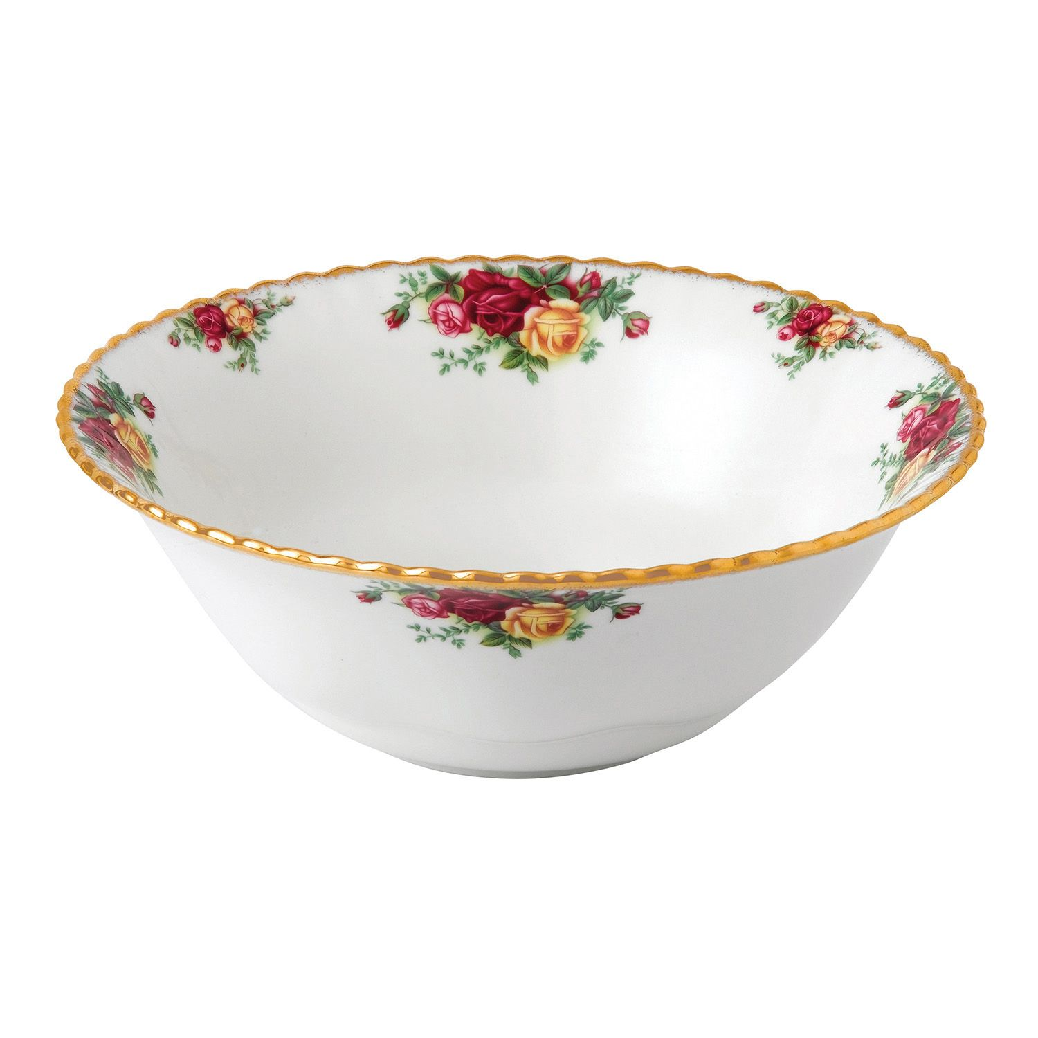Royal Albert Old Country Roses 10-in. Bowl  sc 1 st  Kohlu0027s : royal albert dinnerware old country roses - pezcame.com