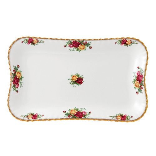 Old Country Roses 13-in. Tray