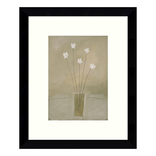 Harmony Floral Framed Wall Art