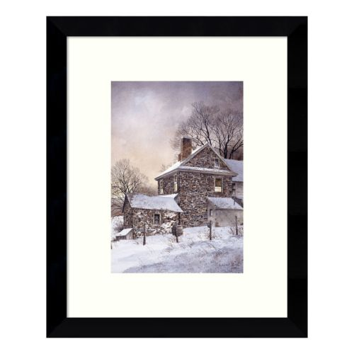 Daybreak Framed Wall Art