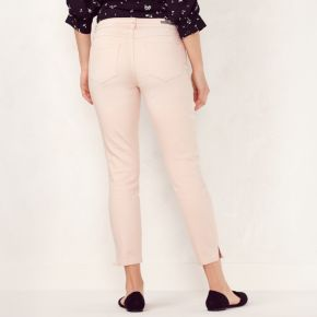 Women's LC Lauren Conrad Colored Skinny Capri Jeans
