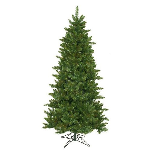 9.5-ft. Artificial Eastern Pine Slim Christmas Tree