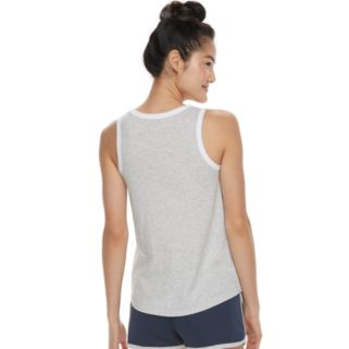 Juniors' SO® Beach Squad Lace-Up Tank Top