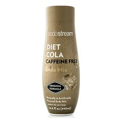 SodaStream Diet Caffeine Free Cola Soda Mix