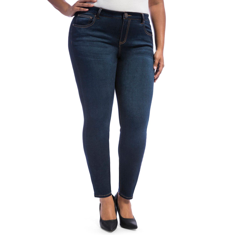 Juniors Plus Size Crave Skinny Jeans